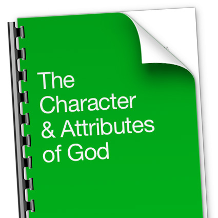 a study on the characteristics of god Home god never changes god never changes so your future is secure and eternal whatever is good and perfect comes to us from god above, who created all heaven's lights.